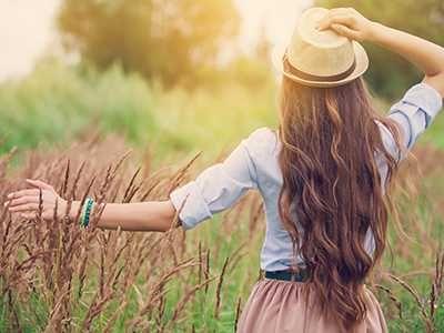 Волосы это своеобразные природные антенны