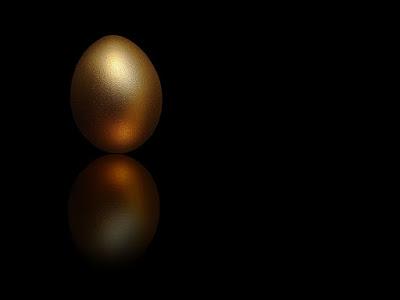 Если яйцо разбивается силой извне