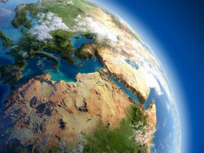 Поговорим про нашу планету Земля